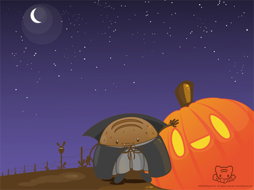 Halloween Desktop Wallpapers - Rye Halloween