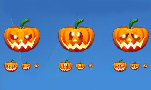 Halloween Icons - Halloween Emoticons