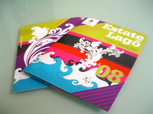 Booklet Designs - Lago Estate