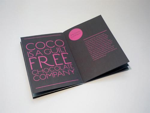 Booklet Designs - Coco Book
