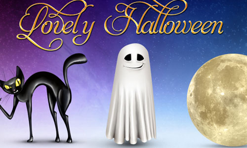 Halloween Icons - Lovely Halloween