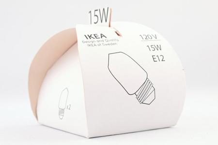 Creative Packaging Design - Lightbulb Box