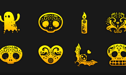 Halloween Icons - Dock Halloween Icons