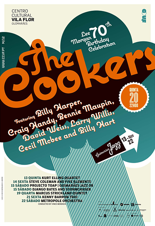 Flyer Design Ideas - The Cookers