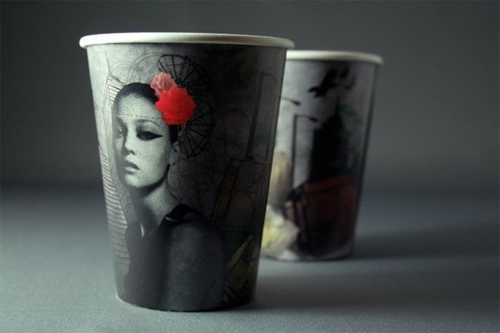 Coffee Cup Design - Urbania