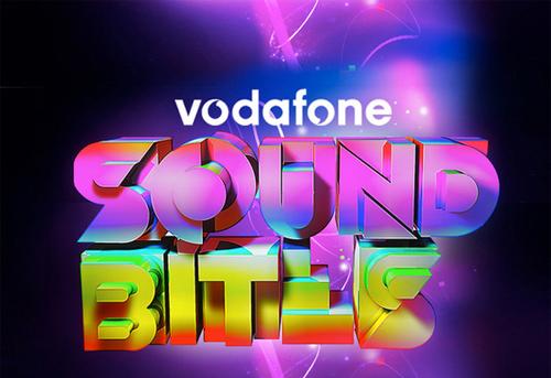3d Typography Designs - Sound Bites