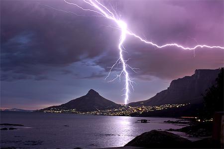 Photos of Lightning - Strike One