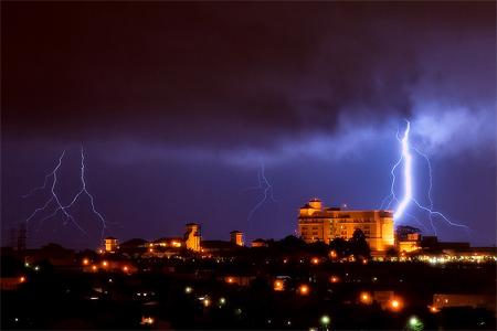 Photos of Lightning - Lightning in Campinas