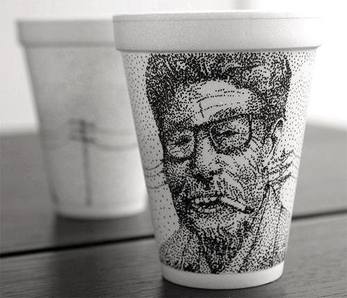 Coffee Cup Design - Henry