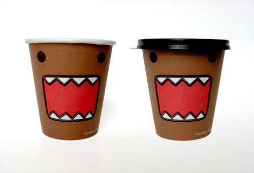 Coffee Cup Design - Domo 7
