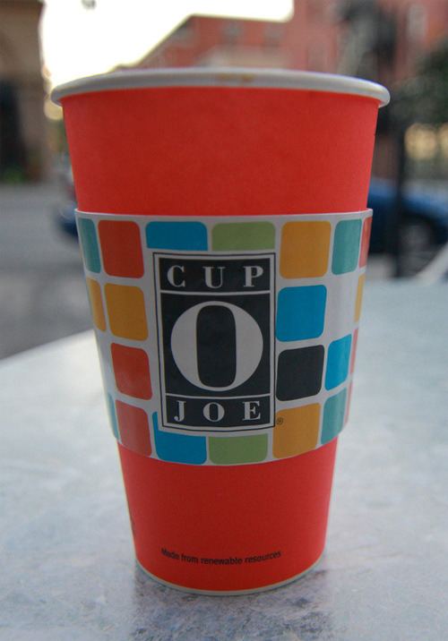 Coffee Cup Design - Cup 'O Joe
