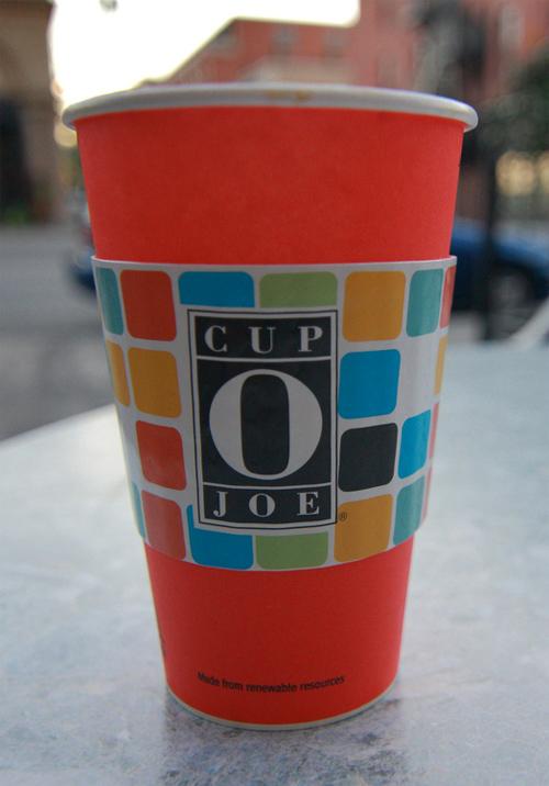 Coffee Cup Design - Cup 'O Joe