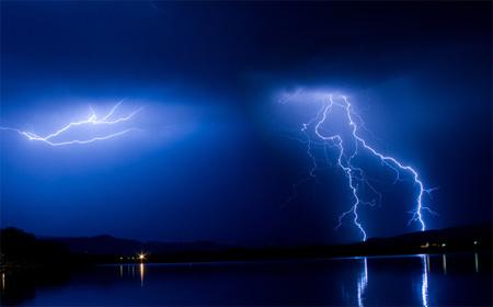 Photos of Lightning - Lightning Thunderstorm