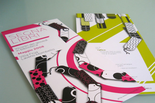 Brochure Design Examples - Segnalibr