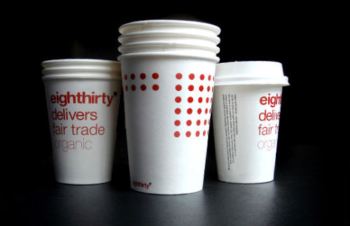 Coffee Cup Design - Eighthirty