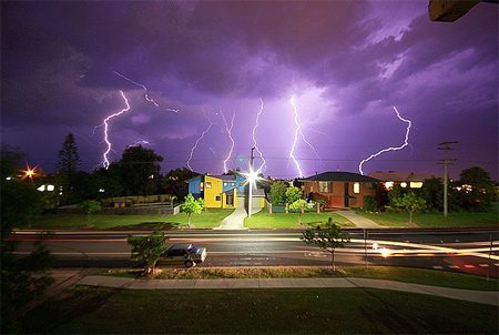 Photos of Lightning - It Came From The Heavens