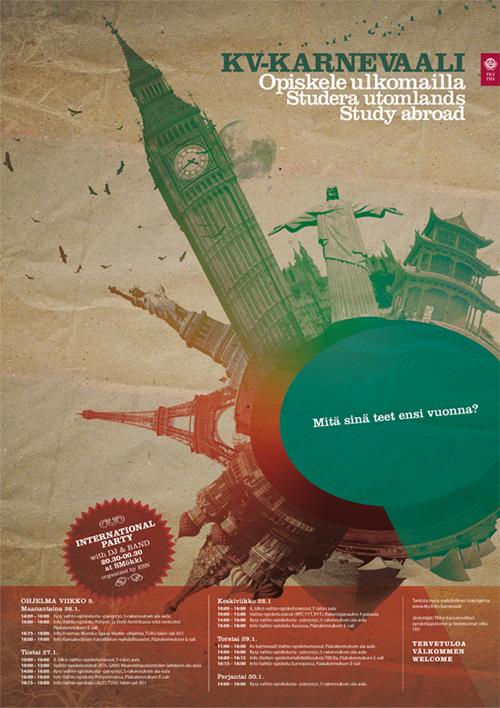Flyer Design Ideas - KV Carnival