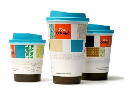 Coffee Cup Design - Far Coast Cups