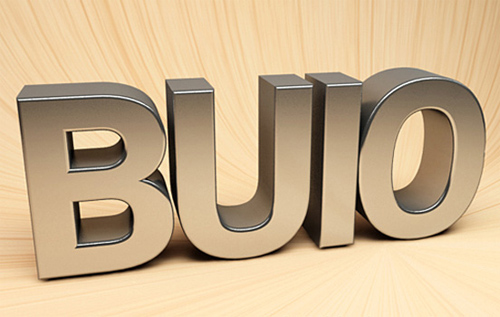 3d Typography Designs - Metal Wood ID