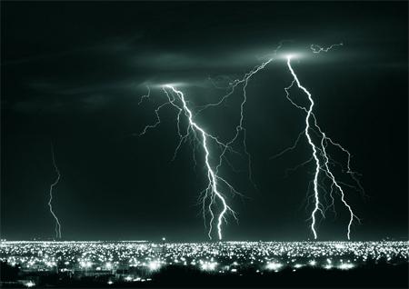 Photos of Lightning - Rayos