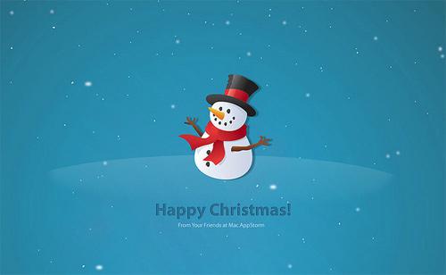 Free Christmas Desktop Wallpaper - Christmas Wallpaper