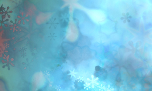 Christmas Brushes for Photoshop - 2009 Snowflakes Brushes