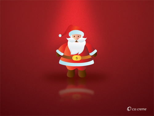 Free Christmas Desktop Wallpaper - Santa Clause Wallpaper