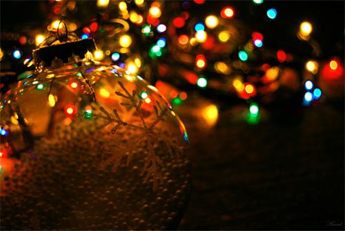 Free Christmas Desktop Wallpaper - New Year Wallpaper