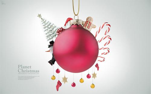 Free Christmas Desktop Wallpapers - Planet Christmas