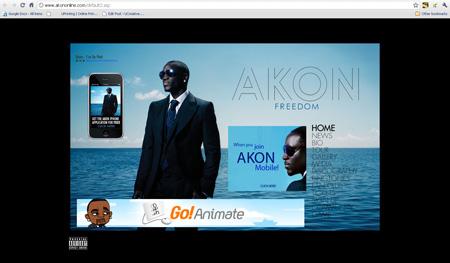 music- Akon
