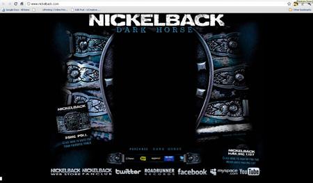 music- Nickelback sucks