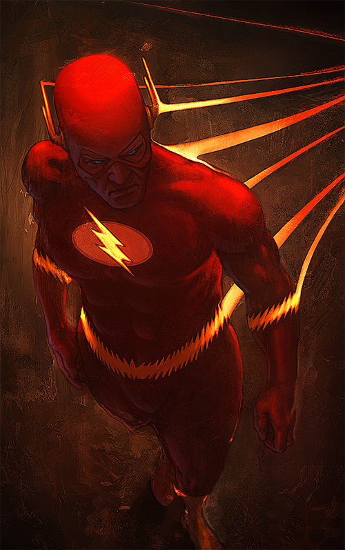 angry flash