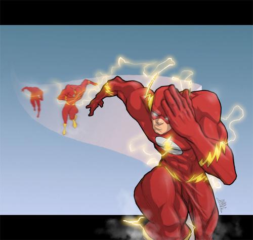 flash progression