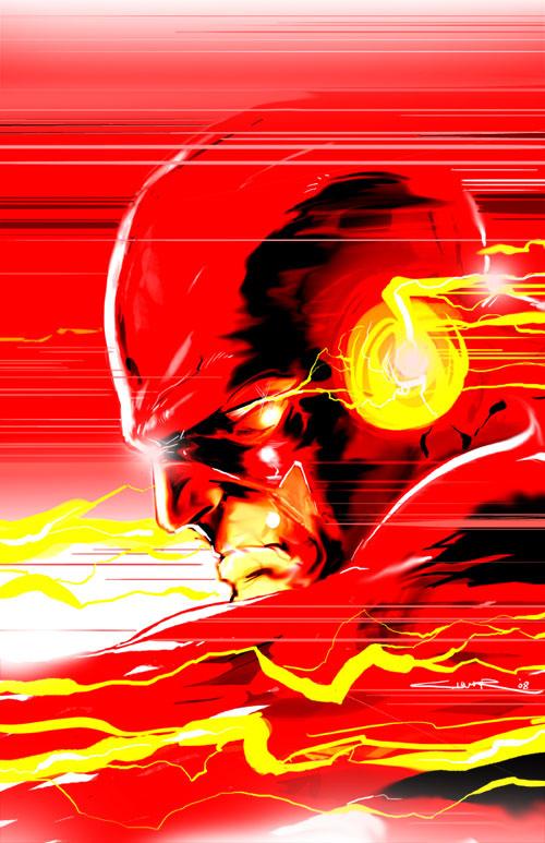long face flash