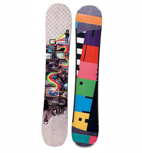 personnalisation snowboard