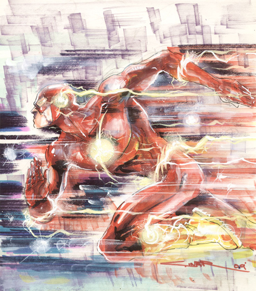 sketch 06 flash