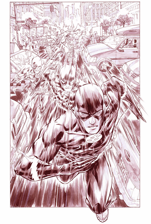 manga flash