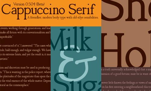 2-cappuccino-serif