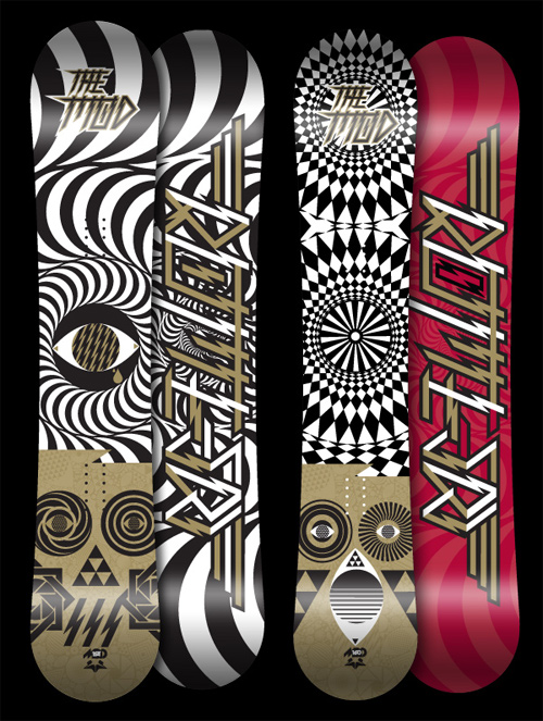rome snowboards 2