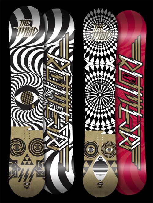 rome snowboards 2