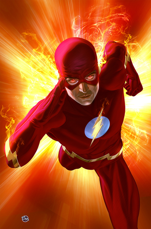 digital flash