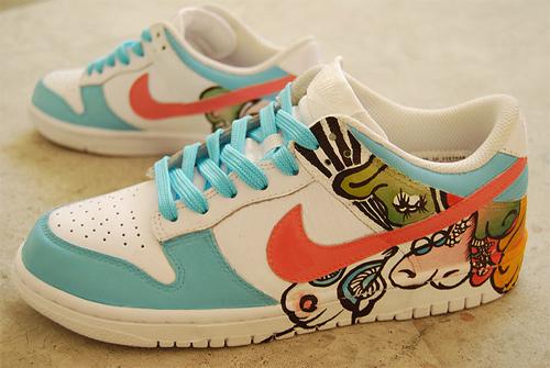 sneaker customizing