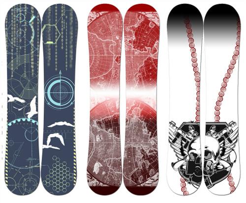 snowboard designs 2