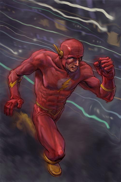 old flash