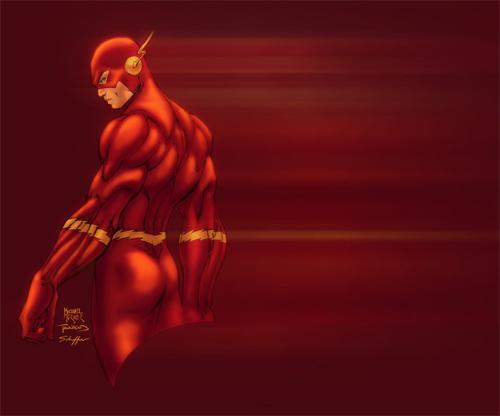 pose flash