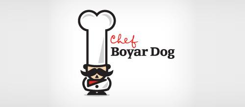 Chef Boyar Dog