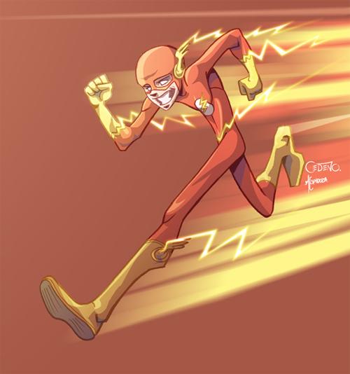 skinny flash