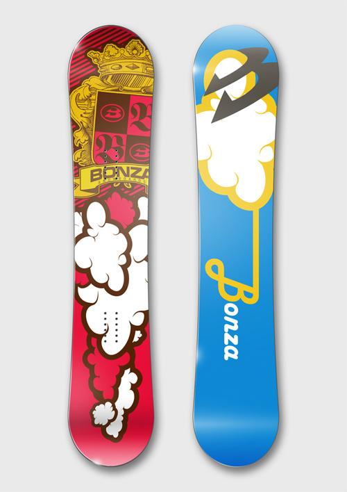 bonza snowboards 2