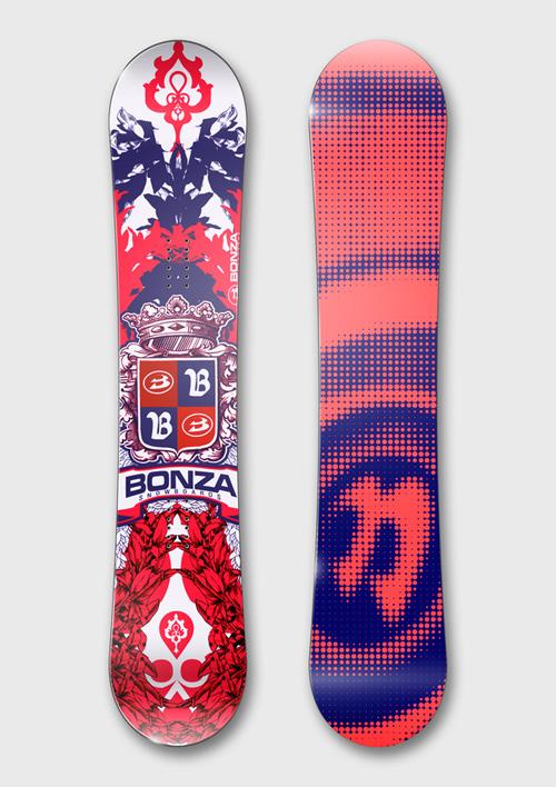 bonza snowboards 4