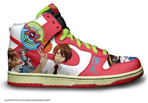 haruhi sneaker inside